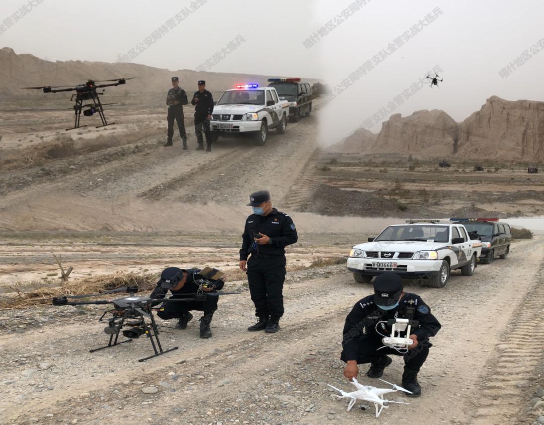 剑锋出鞘 锋从何来——喀什特警全警实战砺精兵